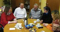 SPD Fraktion mit Schulleiter Miller
